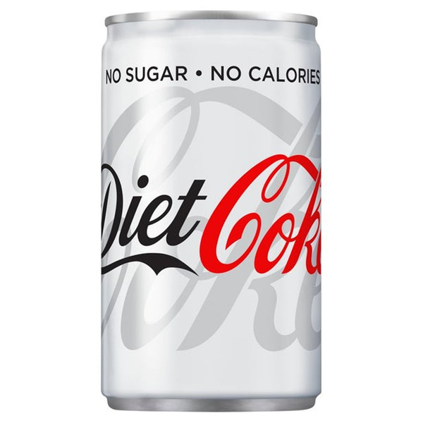 Diet Coke - 150ml Can - Pack of 24