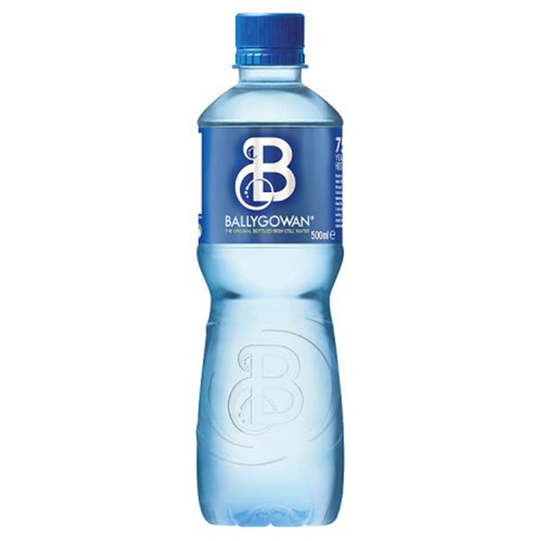Ballygowan Irish Still Water - 500ml Bottle - Pack of 24