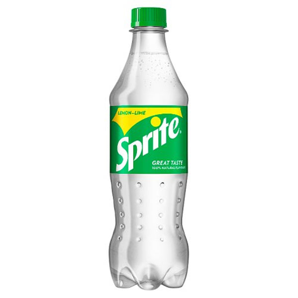 Sprite - 500ml Bottle - Pack of 12