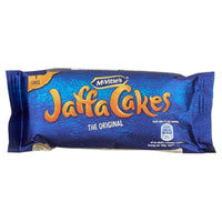 McVities Jaffa Cake 4's - 4 biscuits per individual pack - Pack of 20