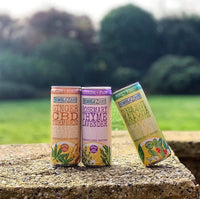 Bumblezest Rosemary, Thyme & Lavender Sparkling Water - 250ml Can - Pack of 24