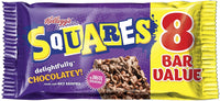 Rice Krispies Squares Totally Chocolatey - 36g bar - 5 x Packs of 8 bars
