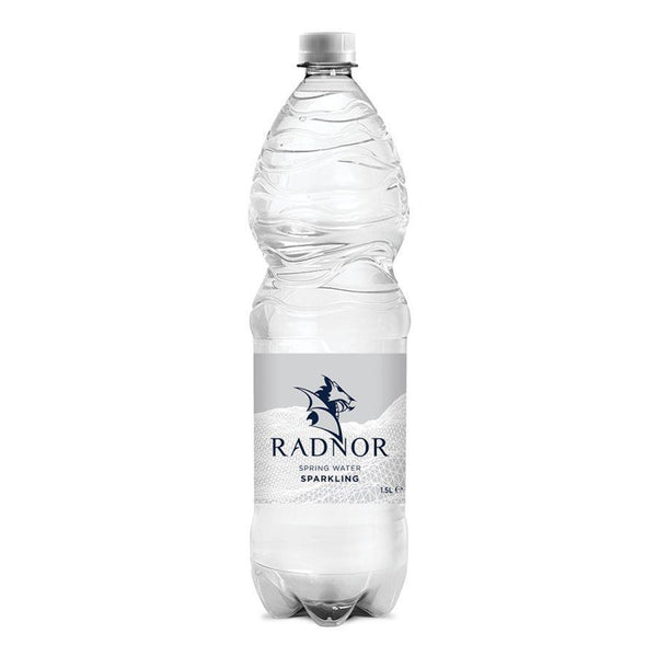 Radnor Sparkling Spring Water - 1.5 Litre Bottle - Pack of 12
