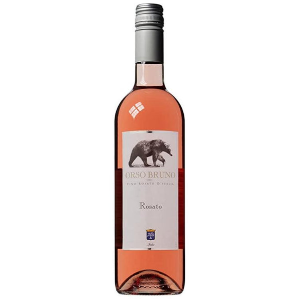 Orso Bruno Rosato Vino d'Italia - 75cl Bottle