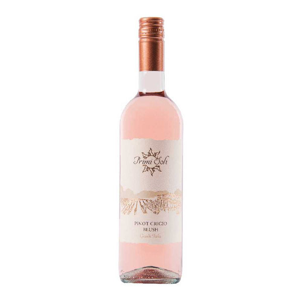 Primi Soli Pinot Grigio Blush - 75cl Bottle