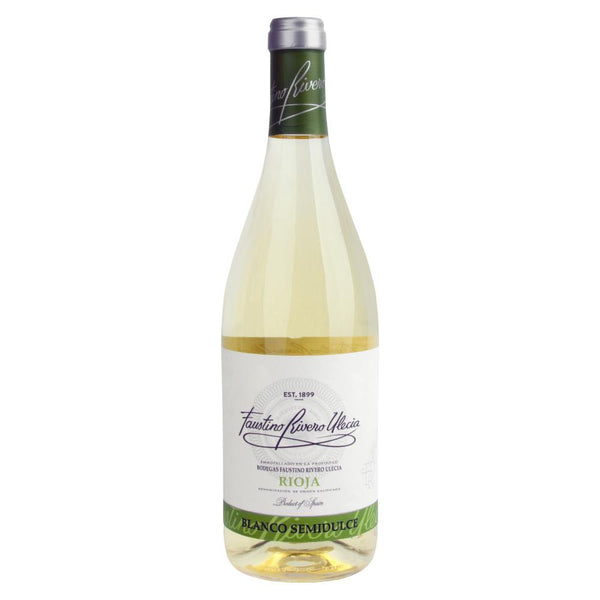 Faustino Rivero Ulecia Blanco Rioja - 75cl Bottle