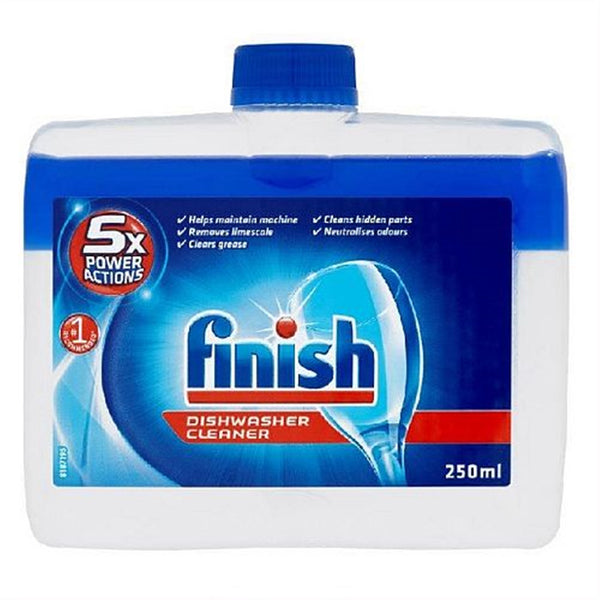 Finish Dishwasher Cleaner - 250ml Bottle