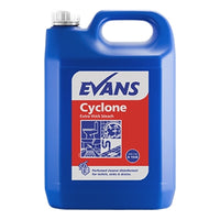 Evans Cyclone - Extra Thick Bleach - 5 Litre Container