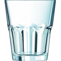 ARC Arcoroc Granity Rocks / Tumbler Glass - 35cl - Pack of 6