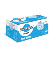 Panodyne 3 Ply Disposable Face Masks - Box of 50