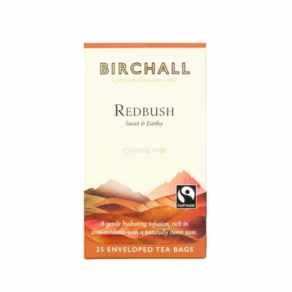 Birchall Redbush Tea - 25 Enveloped Tea Bags