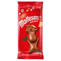 Maltesers Reindeer Chocolate Christmas Treats - Box of 32