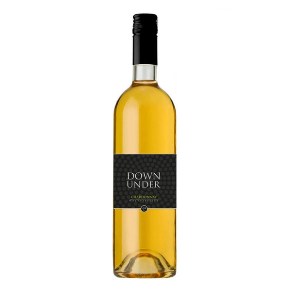Down Under Chardonnay - 75cl bottle