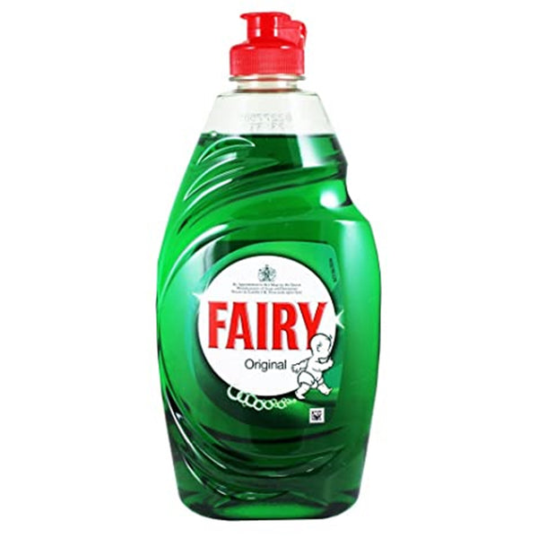 Fairy Original Washing Up Liquid - 433ml Bottle
