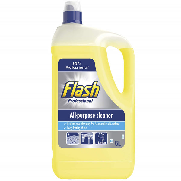 Flash All Purpose Cleaner - Lemon - 5 Litre