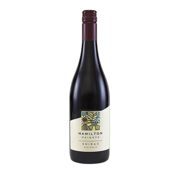 Hamilton Heights Shiraz 2018 - 75cl bottle