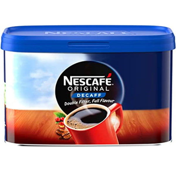 Nescafe Original Decaff Instant Coffee - 500g tin