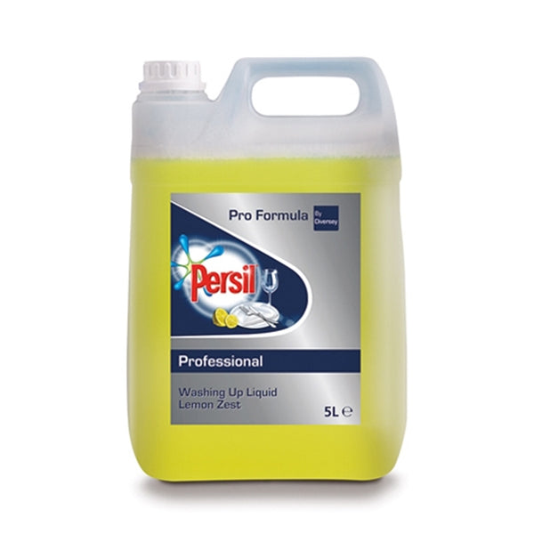 Persil Professional Washing Up Liquid - Lemon Zest - 5 Litre