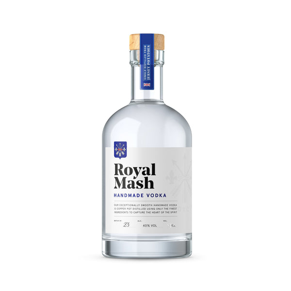 Royal Mash Vodka - 20cl bottle