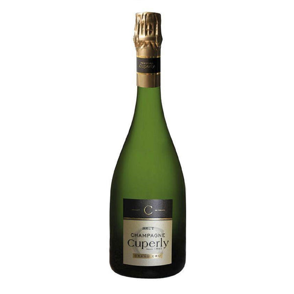 Champagne Cuperly Brut N/V - 75cl bottle