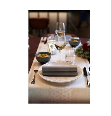 Dunisoft Napkins - Granite Grey - 40 x 40cm - Pack of 60