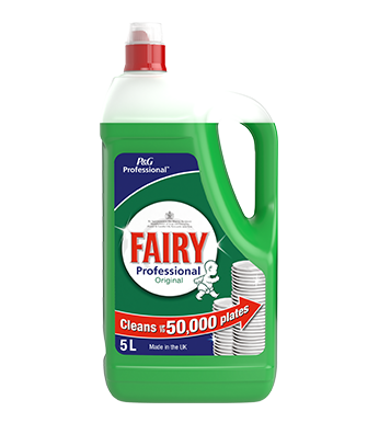 Fairy Washing Up Liquid - 5 Litre Bottle