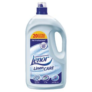 Lenor Concentrated Fabric Softener - Blue - 4 Litres