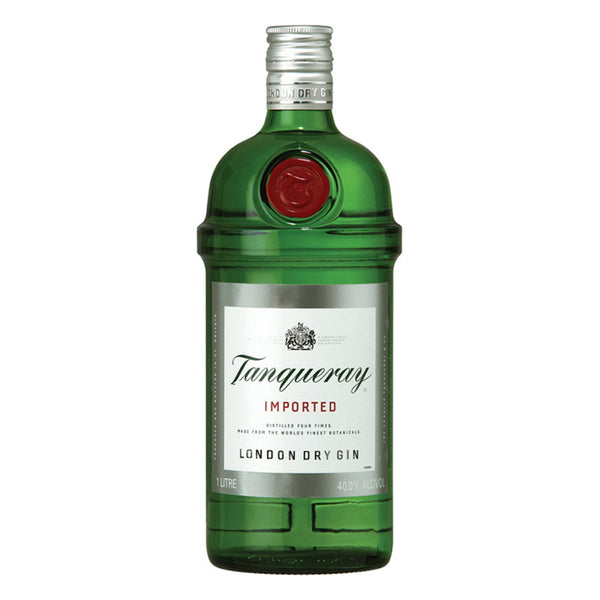 Tanqueray London Dry Gin - 1 Litre Bottle