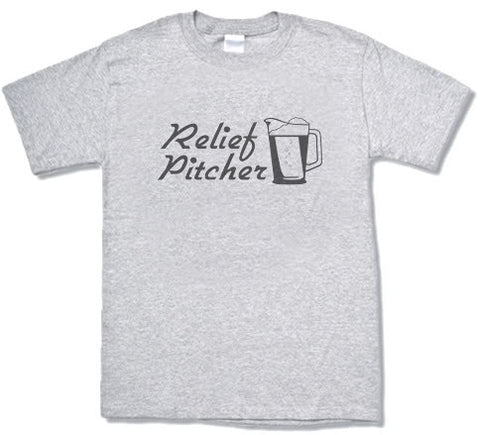 Relief pitcher funny T-shirt