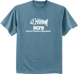 Funny Fishing T-shirt - OCFD