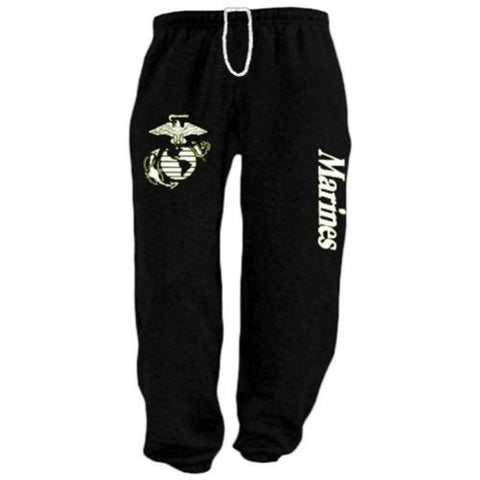 usmc, us marines sweatpants