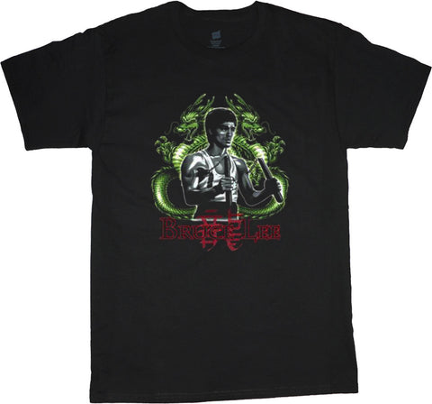 Dragon Bruce Lee T-shirt