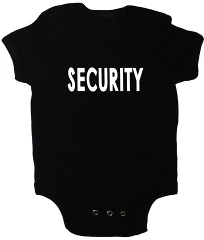 Security design infant baby romper one piece body-suit