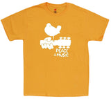 Woodstock t-shirt - Peace and Music