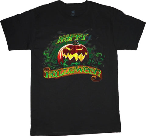 Happy Halloween Big and Tall T-shirt