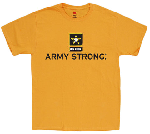 US Army T-shirt - Army Strong T-shirt