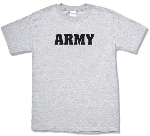 US Army mens t-shirt