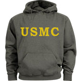 hooded sweatshirt usmc