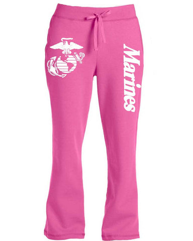 us marines sweatpants for women