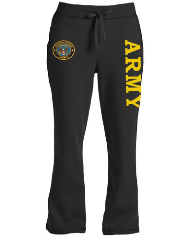 Ladies US Army sweatpants for women