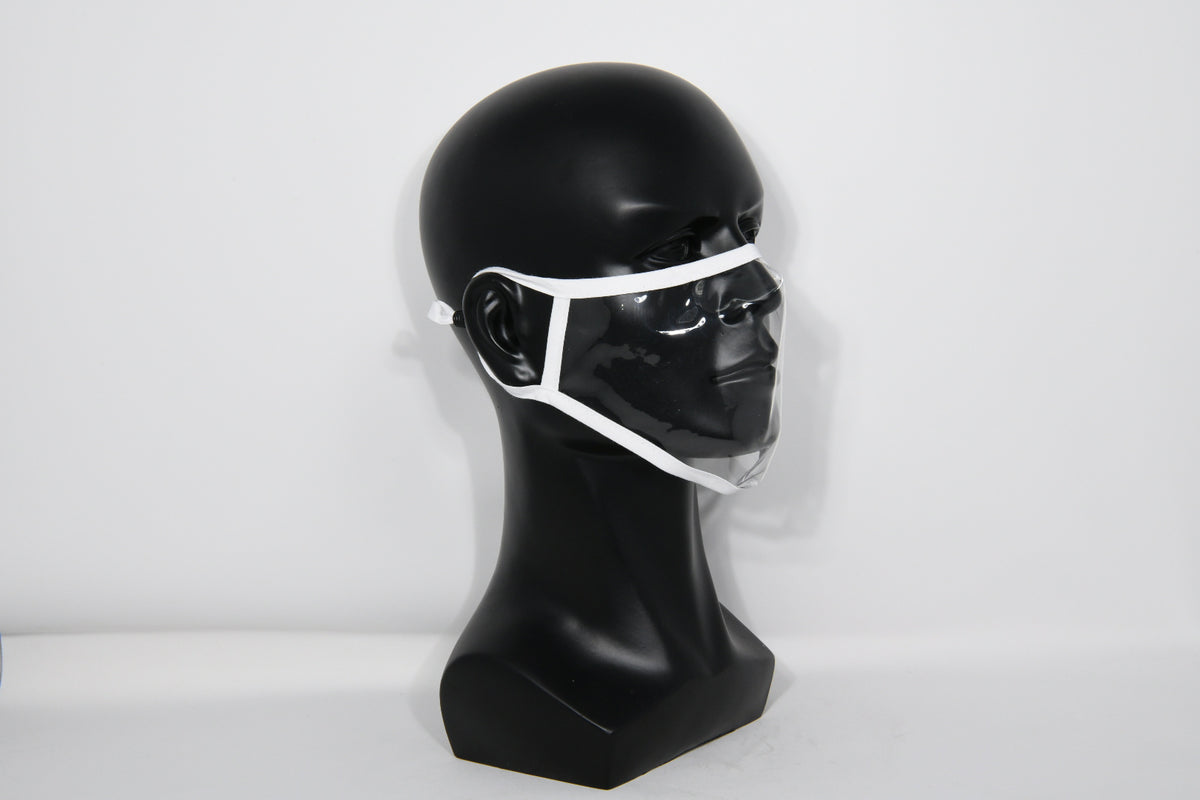 Clear Mask Style Shield
