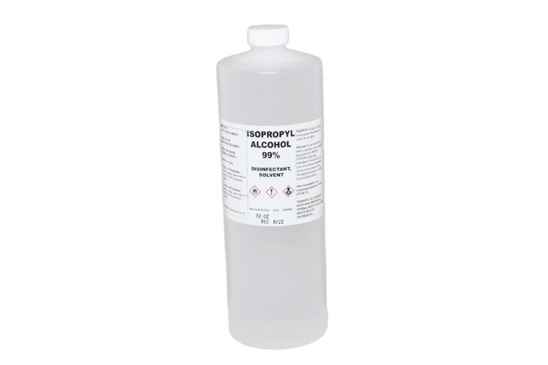 Pure 99% Isopropyl Alcohol - 32 oz.
