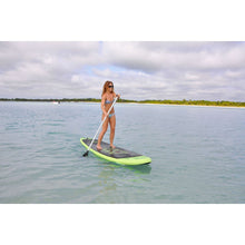 "Load image into Gallery viewer, Aqua Marina Breeze 9' 9"" Stand Up Paddle Board Inflatable SUP"