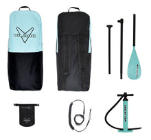 Load image into Gallery viewer, Vilano Journey Inflatable SUP Stand up Paddle Board Kit