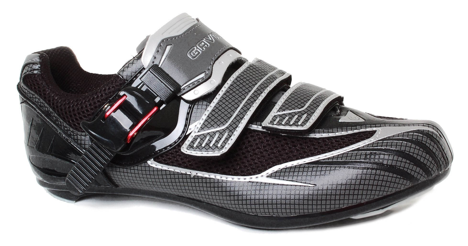 Quick Lace 3 Bolt Road Cleat Compatible Gavin Pro Road Cycling Shoe