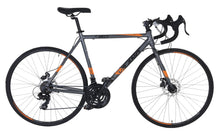 Load image into Gallery viewer, Vilano TUONO 2.0 Aluminum Road Bike 21 Speed Disc Brakes, 700c