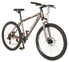 Load image into Gallery viewer, Vilano Ridge 1.0 Mountain Bike MTB 21 Speed Shimano with Disc Brakes
