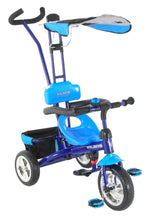 Load image into Gallery viewer, 3 in 1 Tricycle & Learn to Ride Trike Stroller
