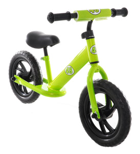 Vilano Rally Childrens Balance Bike No Pedal Toddler Push Bicycle