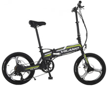 Load image into Gallery viewer, Vilano ATOM Electric Folding Bike, 20-Inch Mag Wheels